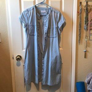 Liz Claiborne denim dress size S 🌺